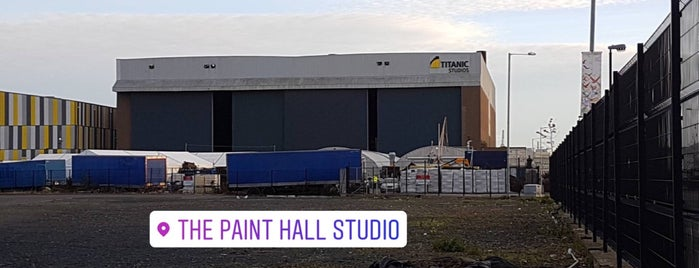 The Paint Hall (Titanic Studios) is one of Game of Thrones filming locations.