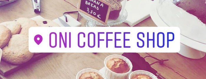 Oni Coffee Shop is one of Healthy & Veggie Food in Paris.