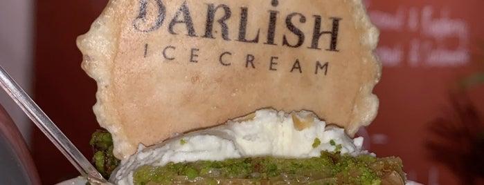 Darlish is one of Desserts @ London.