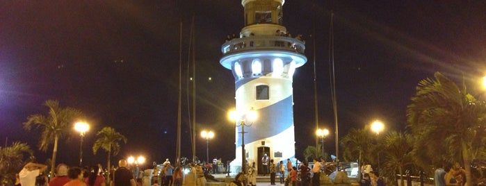 Faro Cerro Santa Ana is one of Yani 님이 저장한 장소.