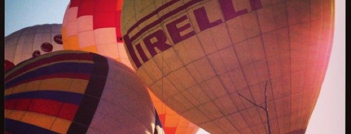 Los Cardales Balloon Fiesta is one of Lugares que conozco.