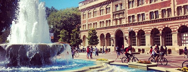 University of Southern California is one of Lieux qui ont plu à Stephanie.