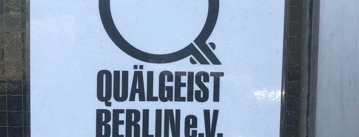 Quälgeist is one of Berlin Gay.