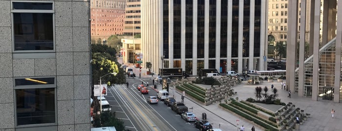 San Francisco Privately Owned Public Open Spaces