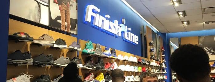 Finish Line is one of Best Sneaker Shops.