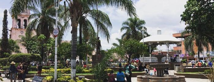 Plaza De Cocula is one of Jorge 님이 좋아한 장소.