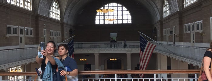 Ellis Island Immigration Museum is one of Jorgeさんのお気に入りスポット.