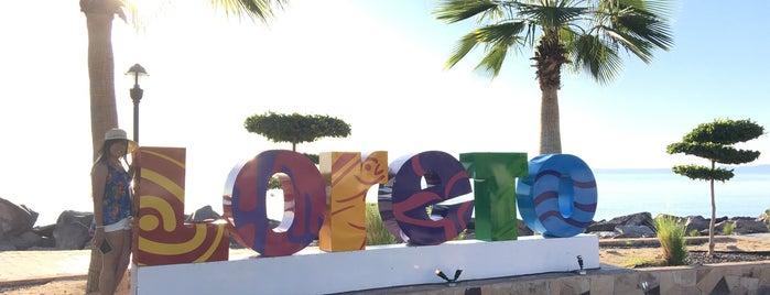 Malecón de Loreto is one of Jorge : понравившиеся места.