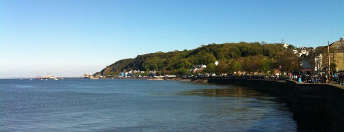 Mumbles is one of Wales.