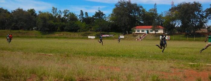 Kanduyi Stadium, Bungoma is one of Millicent'in Beğendiği Mekanlar.