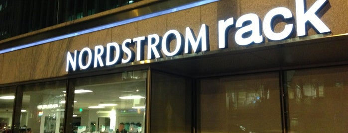 Nordstrom Rack is one of DC.
