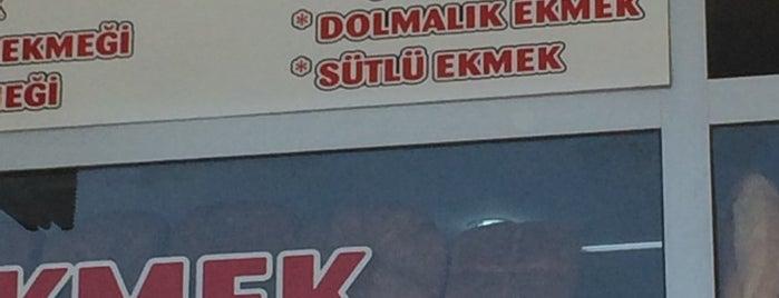 Kök Kardesler Ekmek Fırını is one of สถานที่ที่ Turkay ถูกใจ.