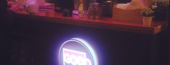 Good Café is one of Santiago.