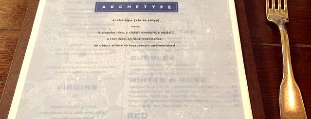 Archetype is one of San Francisco.