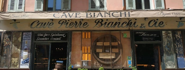 Cave Bianchi is one of Nice guide.