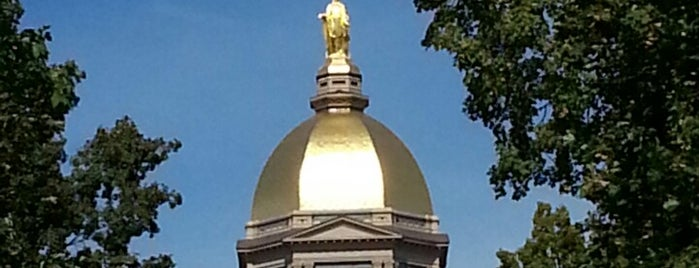 The Golden Dome is one of Tempat yang Disukai Martyn.