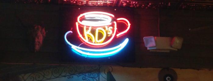 K.D.'s is one of สถานที่ที่ Krzysztof ถูกใจ.