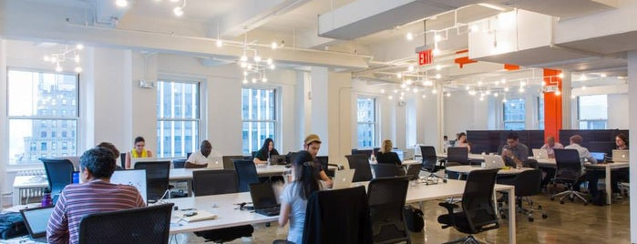 Grind is one of Silicon Alley, NYC (List #2).