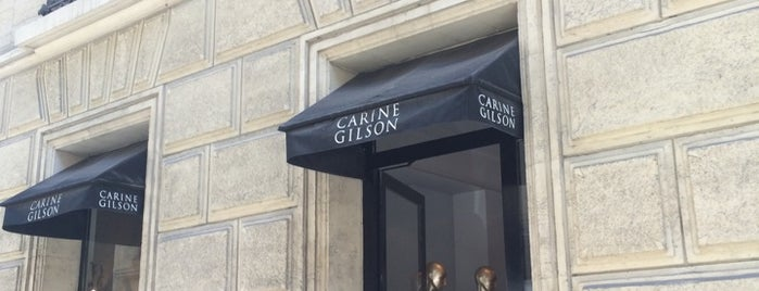 Carine Gilson is one of Want to Try Out New 2.