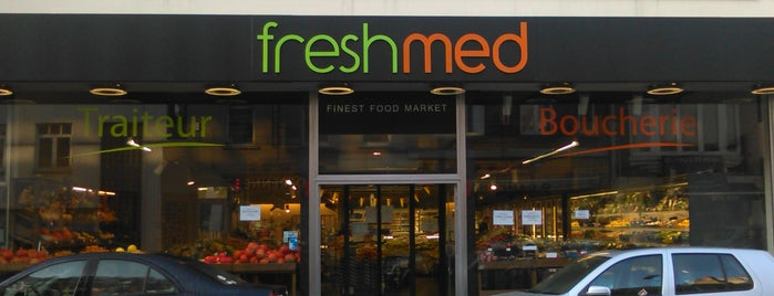 Freshmed is one of Lugares favoritos de Nathalie.