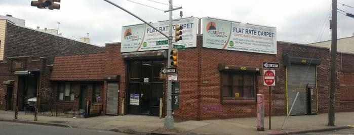 Flat Rate Carpet is one of NYC BK WilmsBrg.
