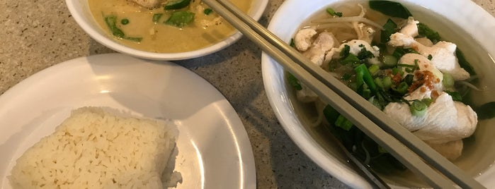 Thai Noodle is one of Restaurants to Try List.