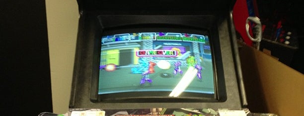 Another Castle Video Games is one of Pinball Destinations.