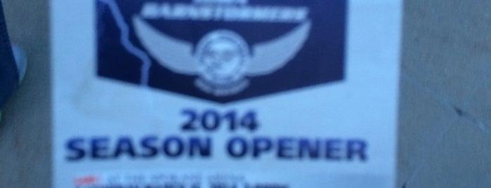 Spokane Veterans Memorial Arena is one of Sporting Venues....