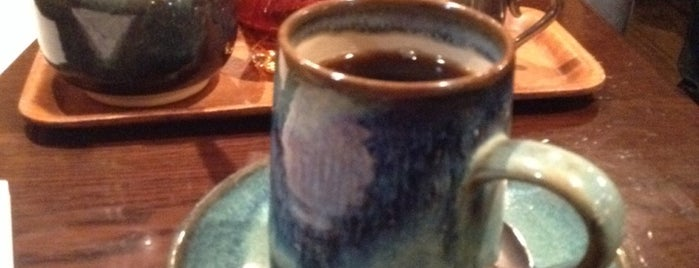 Cafe Haiti is one of 都庁前のカフェ.