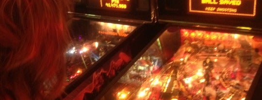 Marvin's Marvelous Mechanical Museum is one of Pinball Destinations.