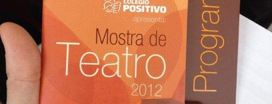 Teatro Positivo is one of Descobrindo Curitiba.