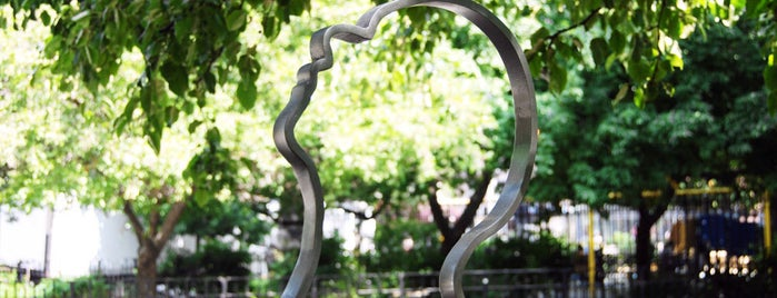 Tompkins Square Park is one of Public Art in NYC Parks.