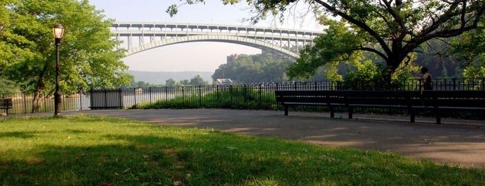 Inwood Hill Park is one of Places to Run.