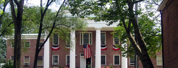Historic Richmond Town is one of New York City's Historic House Museums.