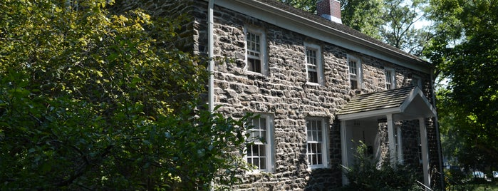 Valentine Varian House is one of New York City's Historic House Museums.