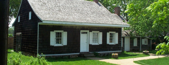 Wyckoff Farmhouse Museum is one of New York City's Historic House Museums.
