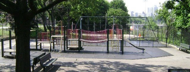 Albert H. Mauro Playground is one of Virtual Tour of Flushing Meadows Corona Park.
