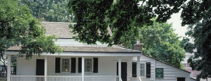 Edgar Allan Poe Cottage is one of New York City's Historic House Museums.