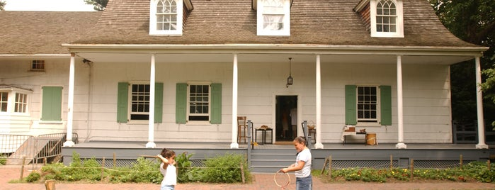 Lefferts Historic House Museum is one of New York City's Historic House Museums.