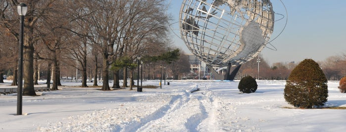 Virtual Tour of Flushing Meadows Corona Park