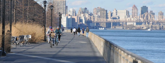 East River Park is one of NYC Neighborhoods.