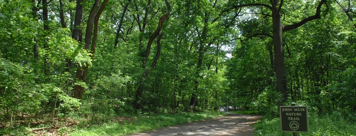 Van Cortlandt Park - John Muir Nature Trail is one of Go Explore: The Best Hiking Trails in NYC.