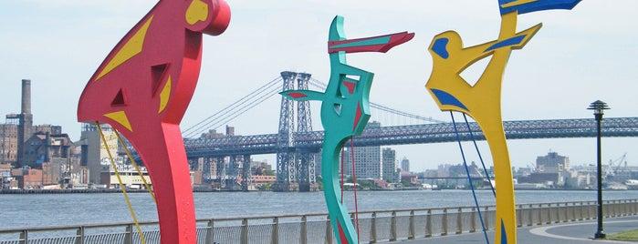 East River Park is one of Tempat yang Disimpan Eduardo.