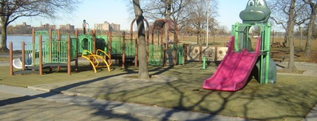 Triassic Playground is one of Virtual Tour of Flushing Meadows Corona Park.