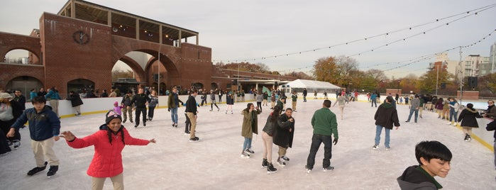 McCarren Rink is one of Ice Skating in NYC Parks.