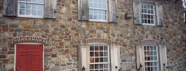 Old Stone House is one of New York City's Historic House Museums.