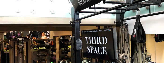 The Third Space is one of Fitness:Barre/Yoga/Pilates/Bike/Inline/Swim.