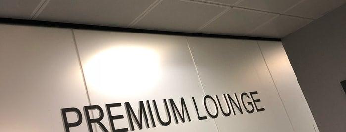 Sopra Steria UKVI Premium Lounge is one of Tempat yang Disukai Dmitry.