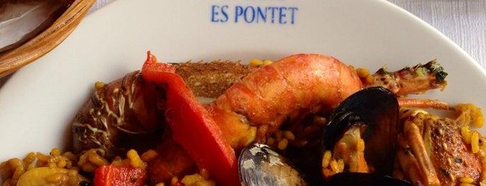Es Pontet is one of 2017.