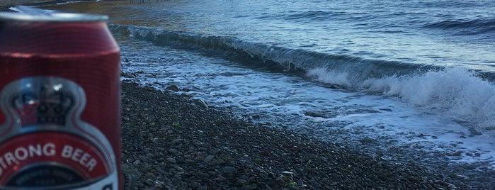 Uçmakdere Yamaç Paraşütü Alanı is one of Tempat yang Disukai Şenay.
